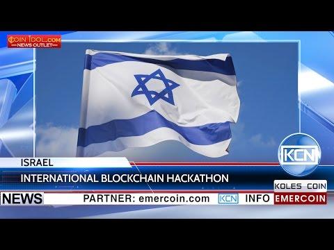 KCN  Blockchain Hackathon in Tel Aviv