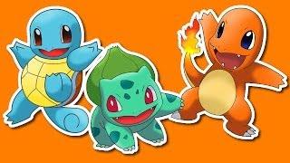 Pokemon X & Y: QUAL ESCOLHER!?!?!?