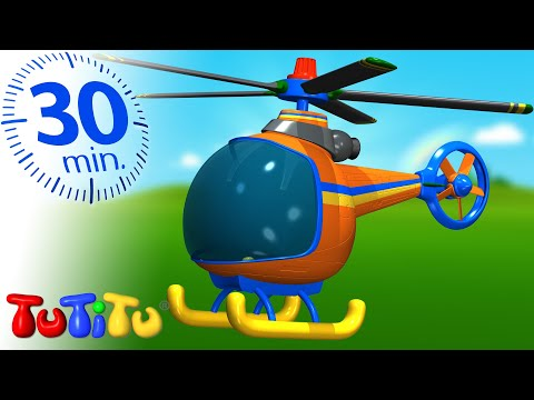 W niebie   Helikopter   30 minut   TuTiTu po polsku