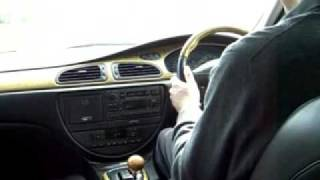 Jaguar S-Type Test Drive