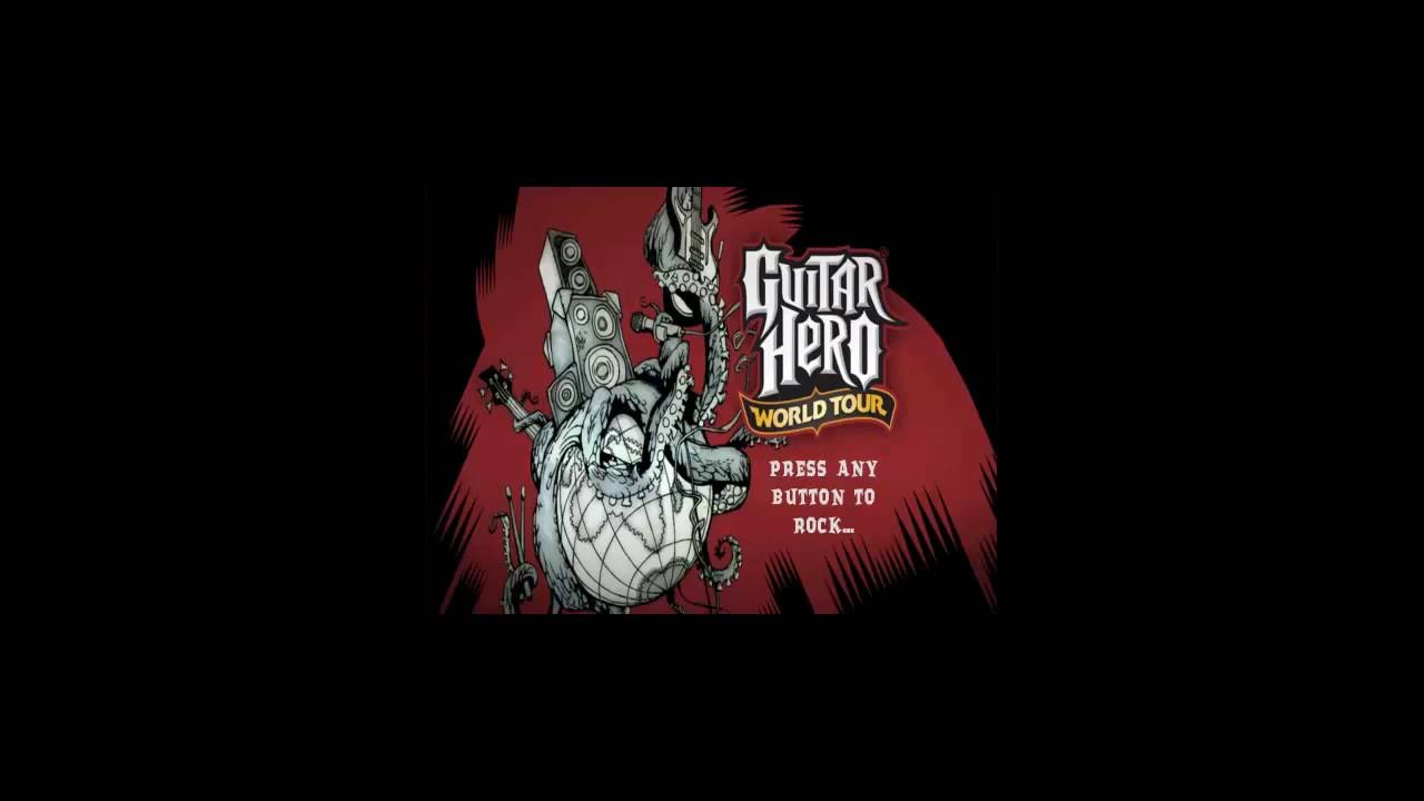 Como instalar canciones al guitar hero world tour  Como agregar canciones  al world tour
