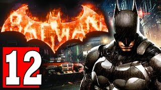 Batman Arkham Knight Walkthrough Part 12 RIDDLER