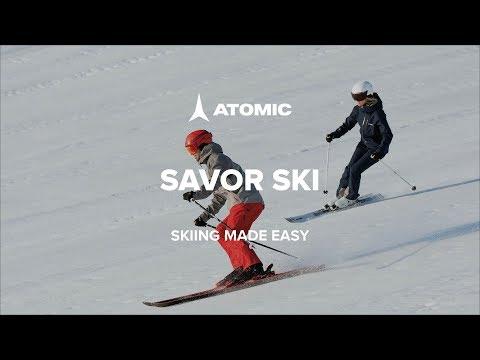 Ski Product Video – Atomic Savor