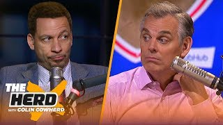 Download Chris Broussard: Jimmy Butler 'does not fit' with Rockets, talks KD's FA plans | NBA | THE HERD Mp3 and Videos