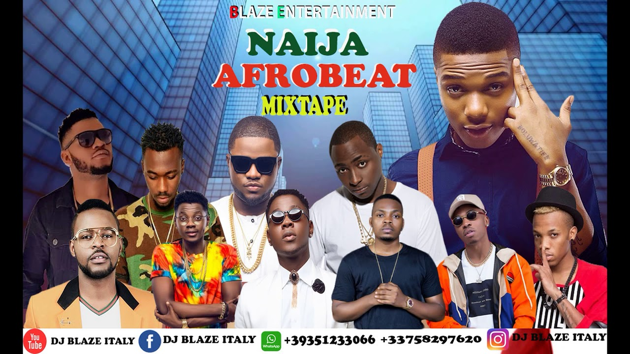 NEW NAIJA AFROBEAT MIXTAPE (OCT 2018 DJ BLAZE)spurz/timaya/olamide/tiwa  savage/wizkid/mayorkun mp3
