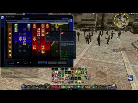LOTRO Mini DPS build Tutorial