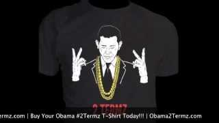 """Funny Barack Obama """"2 Termz"""" Parody (2 Chainz)"""