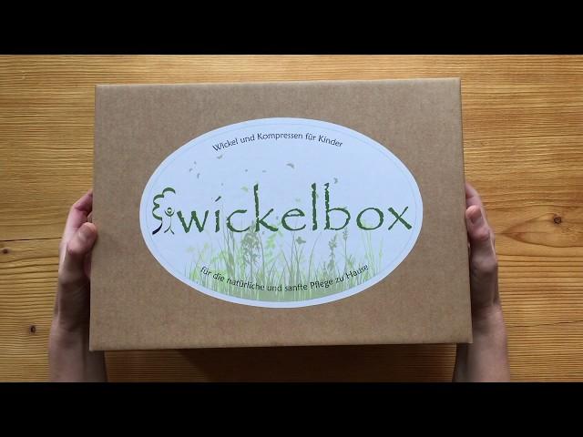 wickelbox für Kinder