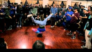 BGirl Roxy vs Juri | Silverback Bboy Events & UDEF | STRIFE.TV | You Got Stallowned