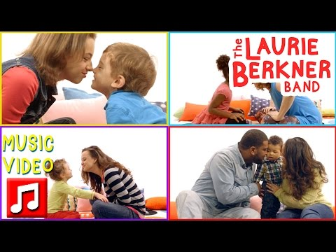 """""""Face To Face"""" By The Laurie Berkner Band - Best Children's Songs"""