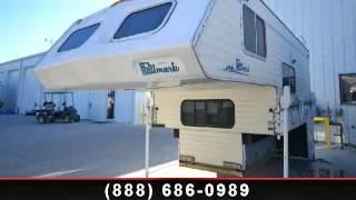 1999 Hallmark 10 HX Truck Camper | Bob Hurley Rv Tulsa Oklahoma Rv Dealer