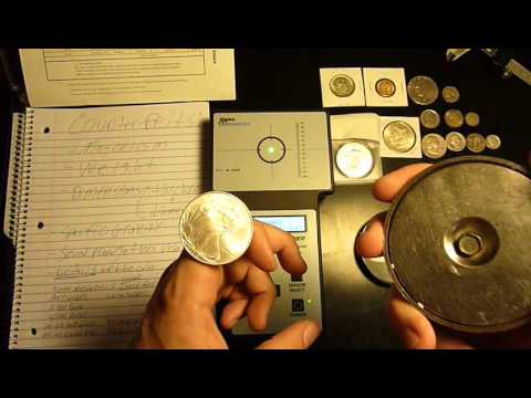 How To Detect a Counterfeit Silver or Gold Coin - Part One