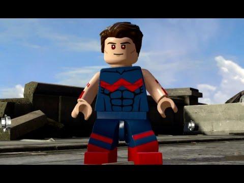 LEGO Marvel's Avengers - Wonder Man Free Roam (Classic Captain Marvel DLC Pack)