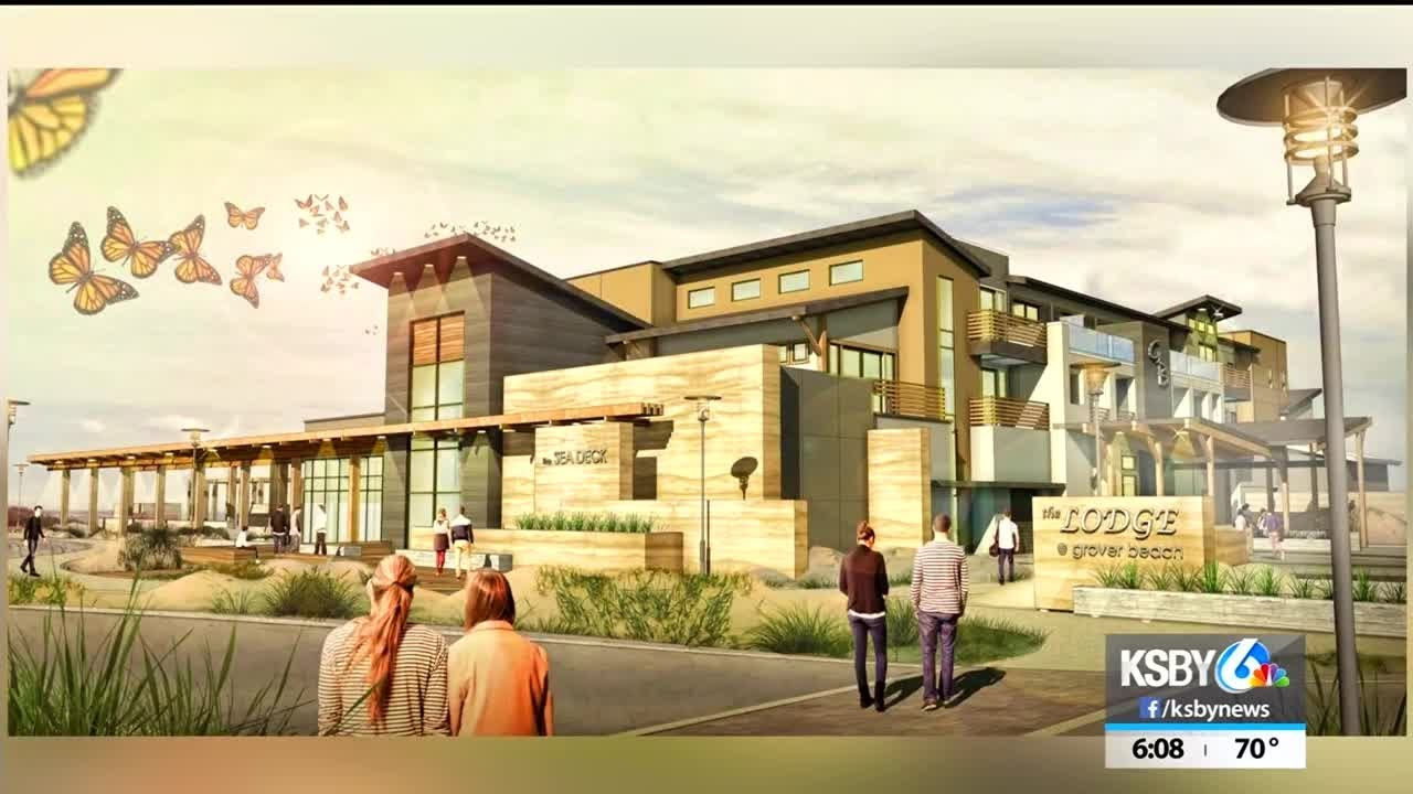 Changes Made To Grover Beach Lodge Plans