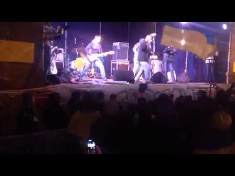 Music video Тостер - Сраний Вітя (live@ #євромайдан Львів)
