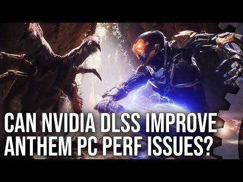 Anthem PC Revisited: Can Nvidia DLSS Solve Its Performance Problems?