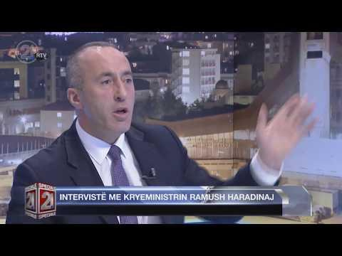 Speciale - Ramush Haradinaj 17.10.2017