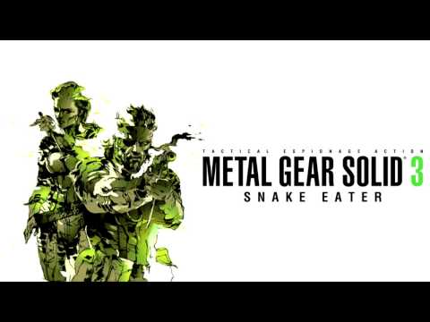 MGS3 OST: CQC - Metal Gear Solid 3: Snake Eater