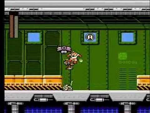 Mega Man 5 (NES)   MEGAMANV Letter Locations   YouTube