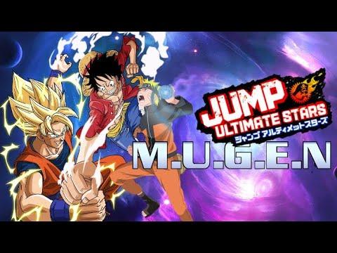 Anime Stardust - Jump Ultimate Stars M.U.G.E.N - 2020 - [Download in Description]