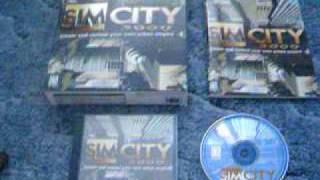 SimCity 3000 - Mac - Box