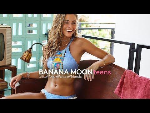 Banana Moon Teens SS19 Feat. Daniella Beckerman (Cenote Casa Tortuga)