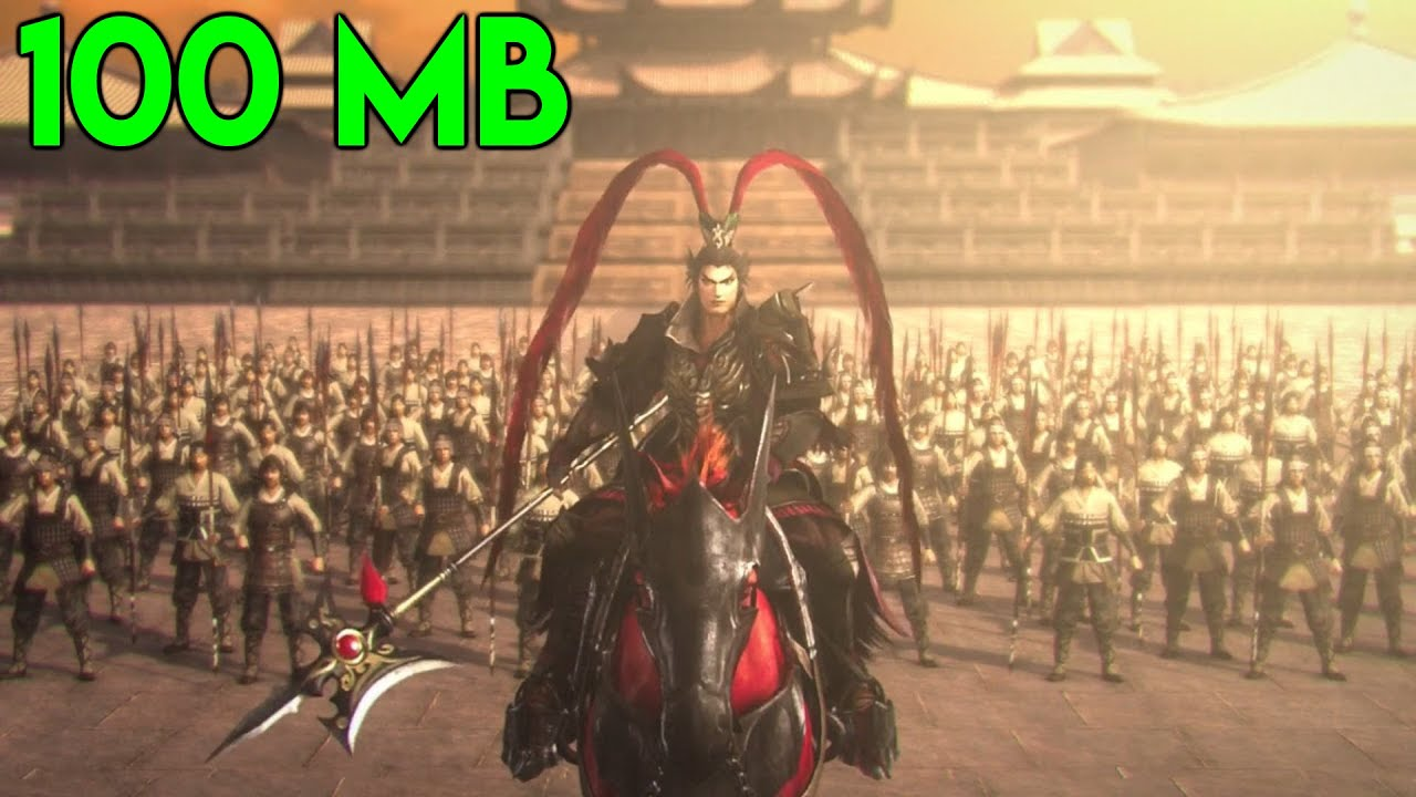 100 MB ! Game Legend Rental PS ! - Dynasty Warrior Android