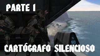 Halo Combat Evolved - Misión 4: El Cartógrafo Silencioso Parte 1/3   PC