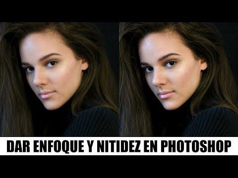 Cómo Enfocar Y Dar Nitidez A Una Fotografía Fácilmente En Photoshop
