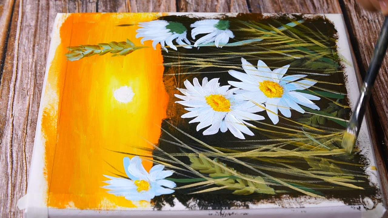 Simple Painting For Beginners