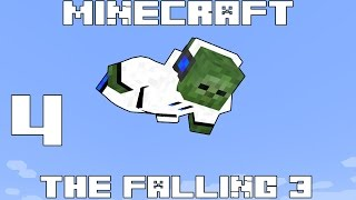 Minecraft Mapa THE FALLING 3! Capitulo 4!