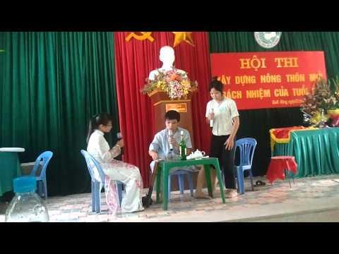 THI NÔNG THÔN MỚI : Chi đoàn thanh niên thôn Lưu Xá- Quất Động- Thường Tín- Hà Nội