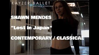 Shawn Mendes  - Lost In Japan - Contemporary Dance / Classical by Kayzer Ballet