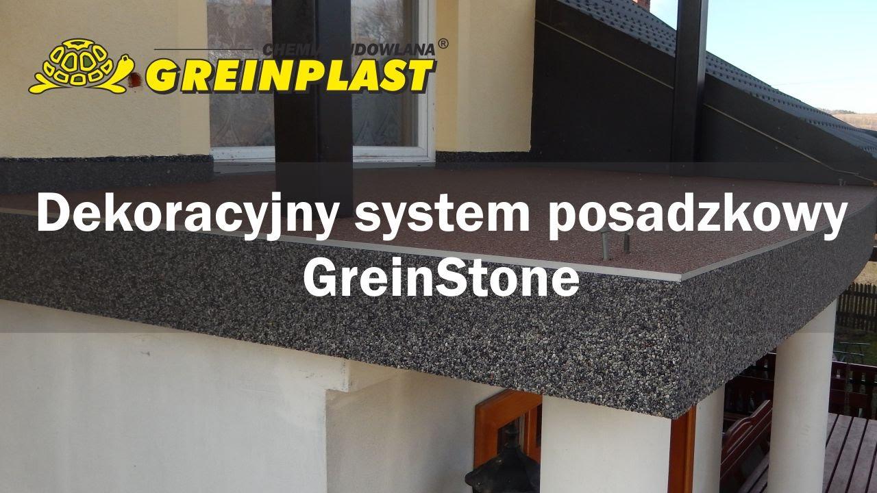 Dekoracyjny System Posadzkowy Greinstone