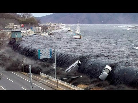 When Mother Nature Absolutely Takes Over!
