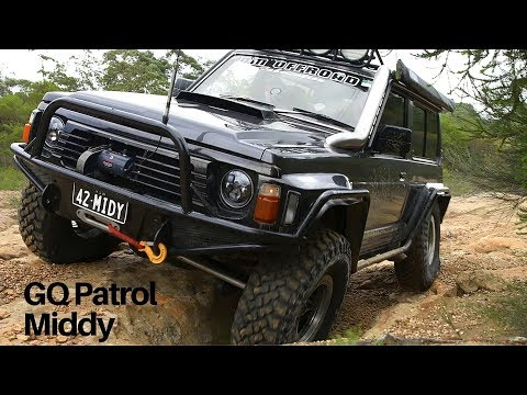Crazy Mid Wheel Base GQ Patrol – Born This Way Offroaders Ep. 15