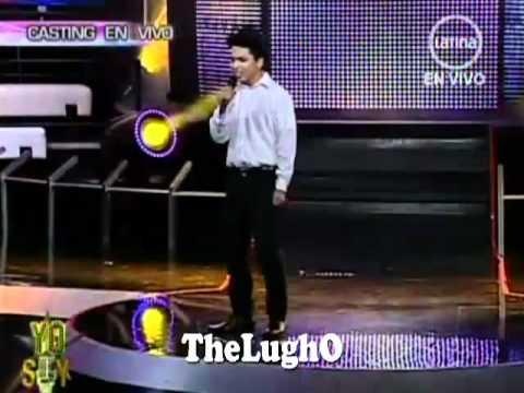 Imitador de Michael Jackson sorprende al jurado [ 23/05/2012 ]