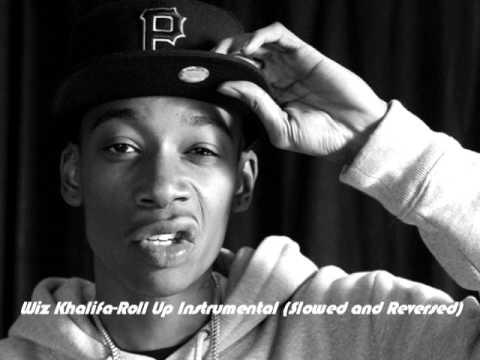 Wiz Khalifa-Roll Up Instrumental (Slowed and Reversed)