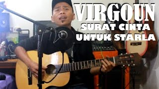 Video #28 Cover Lagu Virgoun - Surat Cinta Untuk Starla download MP3, 3GP, MP4, WEBM, AVI, FLV Januari 2018