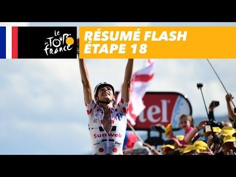 La course en 30 secondes - Étape 18 - Tour de France 2017