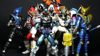 Toy Review: S.H. Figuarts Kamen Rider Fourze Cosmic States