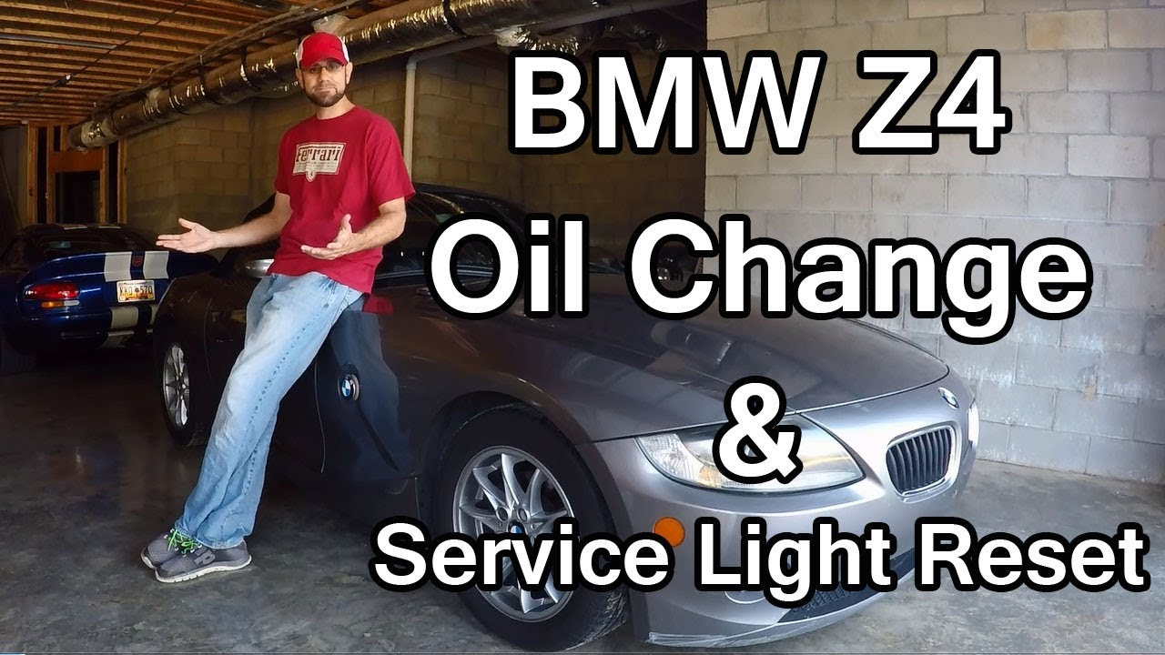 Car Oil Bmw Z4