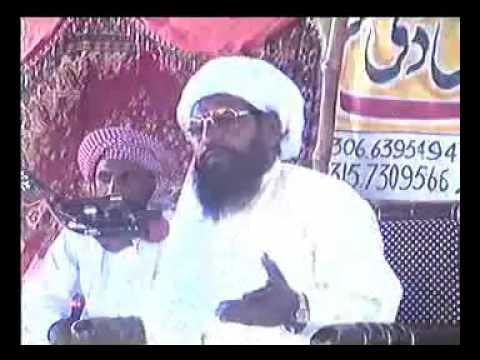 Allama Ahmad Saeed Khan Multani (Joherabad Mor) 22-3-2011
