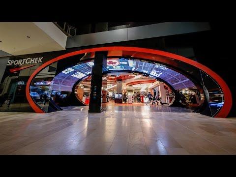 SportChek Toronto Flagship Stores - En