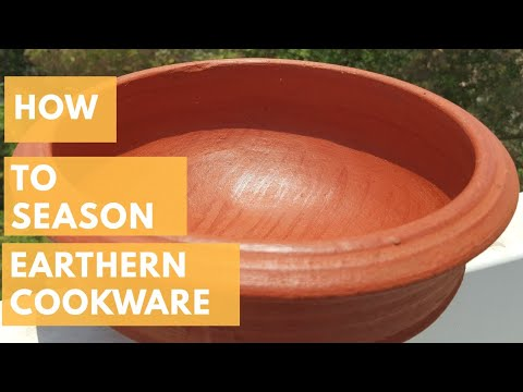 clay pot cooking first time use Clay pot first time use  How to Season Clay pots  Tips & Benefits using  Mud pot for cooking