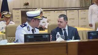 وزير الداخلية من داخل كشف الهيئة لكلية الشرطة ٢٠١٨