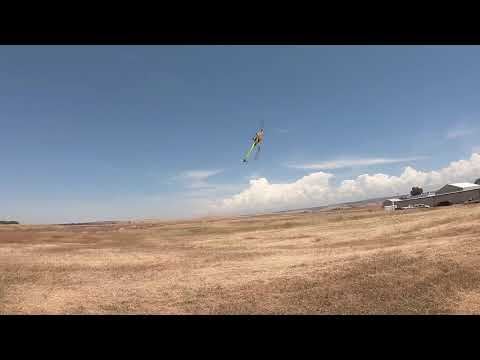 Greggor McGrath - Oroville Airport Fly In - 05/19/2018 - Flight #2