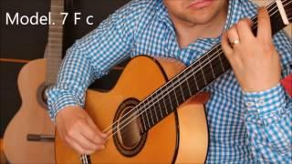 guitarra alhambra 7 fc flamenca