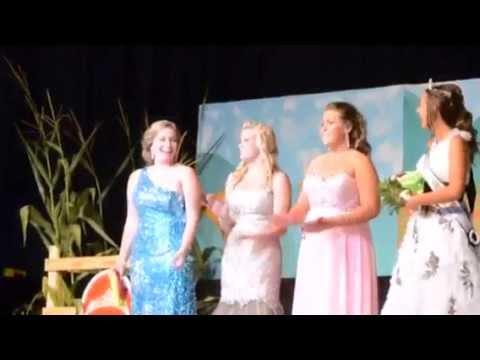 2014 Miss Crawford County Fair Queen