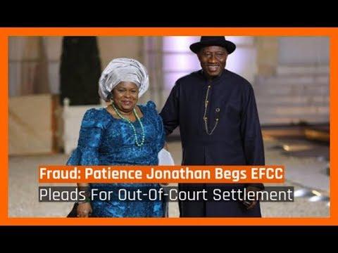 Nigeria News Today: Fraud - Patience Jonathan Begs EFCC, Seeks For Soft Landing (13/02/2018)